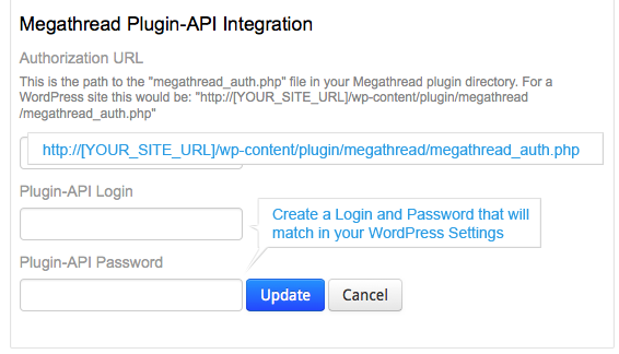 Pugin-API-Integration